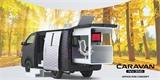 """Nebaví vás home office? Nissan předvádí koncept """"kancelářského karavanu"""" pro práci odkudkoli"""