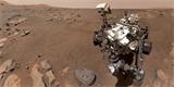 Astrosnímek týdne: Selfie roveru Perseverance
