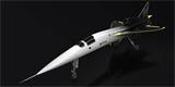 První nadzvukové civilní dopravní letadlo od dob Concordu vzlétne v říjnu tohoto roku