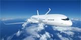 MIT představil koncept hybridního elektrického letadla