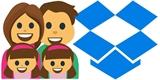 Dropbox představil rodinné předplatné – 2 TB může sdílet až šest uživatelů