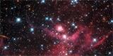 Do Mléčné dráhy se zatínají gravitační spáry Velkého Magellanova oblaku