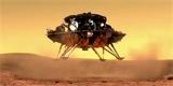 Čínská sonda přistála na Marsu. Povedlo se na první pokus, ale téměř 45 let po Američanech