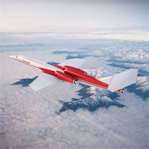 Foto: Aerion Supersonic