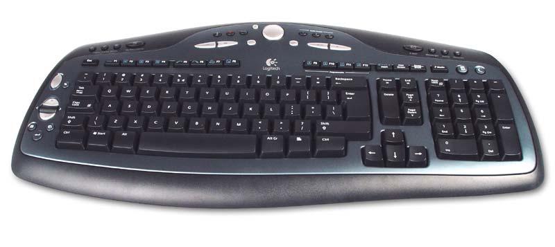 Logitech Cordless Desktop LX 700 Driver Download