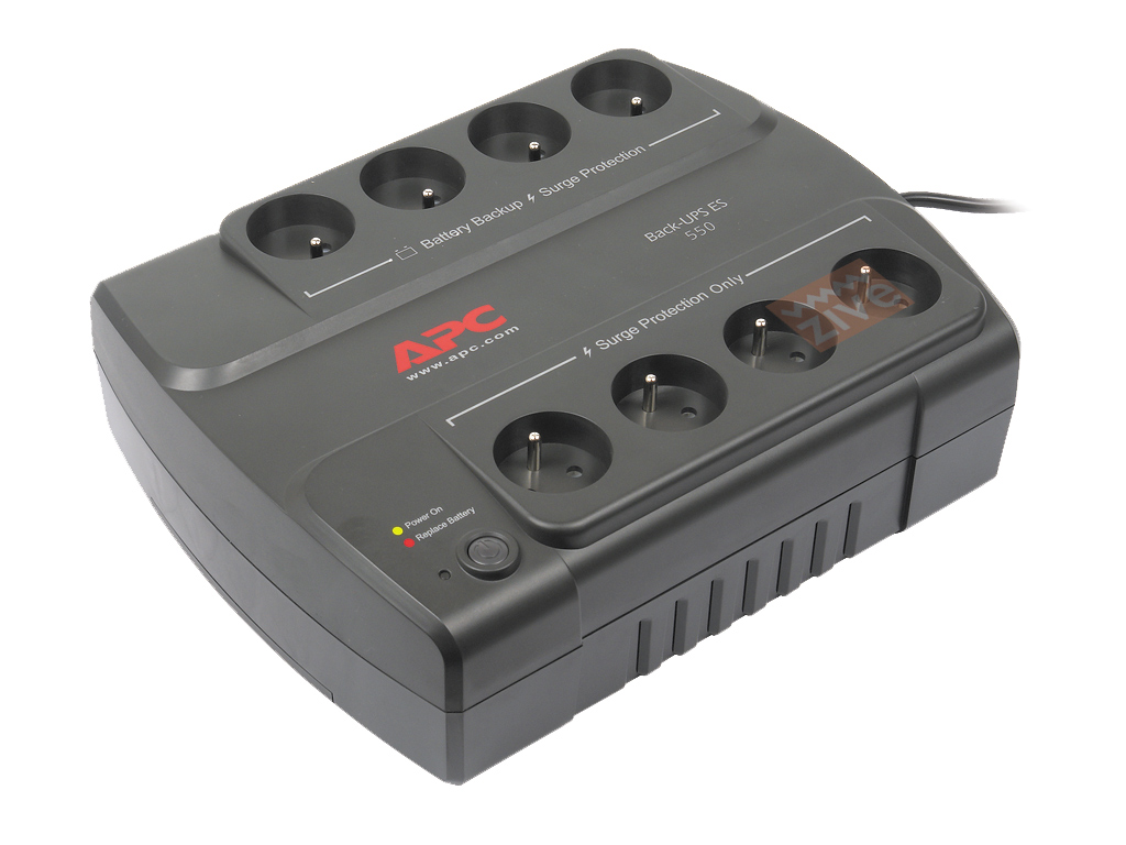 Apc back ups es 550 User manual rs 1500