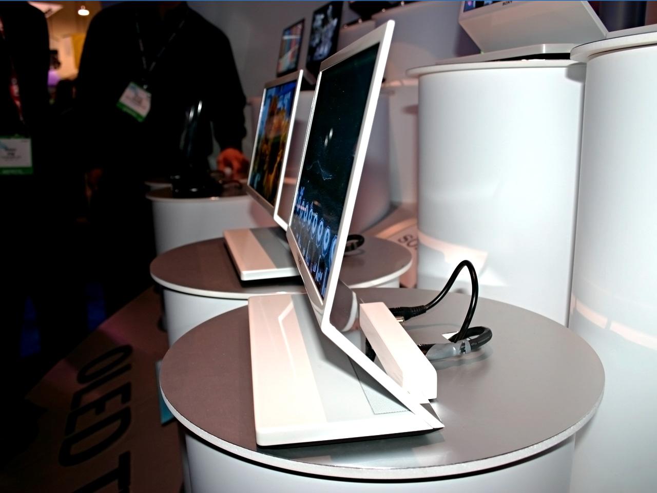 Sony'den 3mm Kal�nl���nda OLED TV
