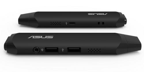 Asus VivoStick PC: Tyčinka s Atomem a Windows 10