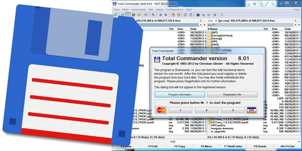 total commander registration key
