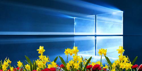microsoft spring update