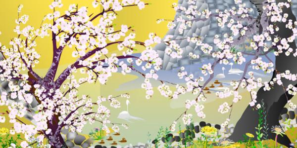 Japonsky Malir Kresli Nadherne Obrazky V Excelu Zive Cz