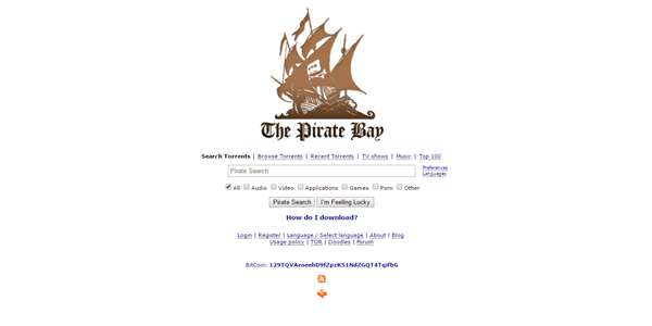 Foto: Pirate Bay