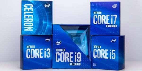Testy procesorů Intel Comet Lake pro desktopy jsou venku. Teď už je jasné, jakého dostaly Ryzeny soupeře