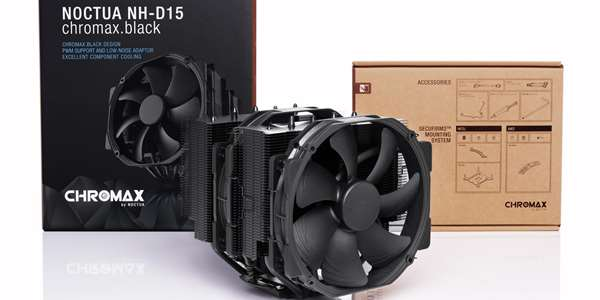 Noctua Chromax Black NH-D15