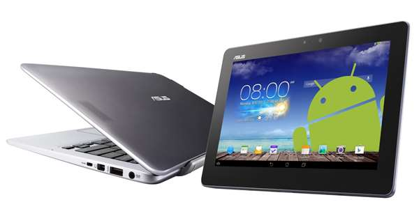 Asus Transformer Book Trio jde do prodeje, spojuje Windows a Android