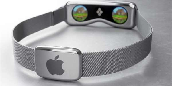 Koncept Apple Glasses.
