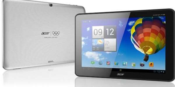Acer Iconia Tab A510: s Androidem 4.0 a Tegra 3