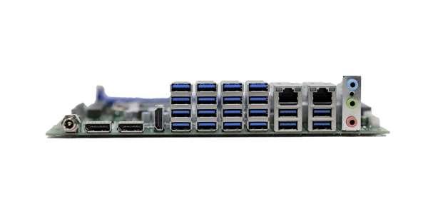 Potřebujete opravdu hodně USB portů? Tato základní deska jich má rovnou 20