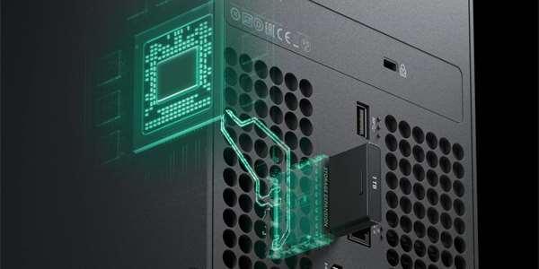 Externí SSD pro Xbox Series X S