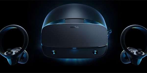 0cb1f56fe Nový Oculus Rift S: Vylepšená virtuální realita k počítači za přijatelnou  cenu