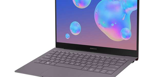 Samsung Galaxy Book S s Intelem Lakefield