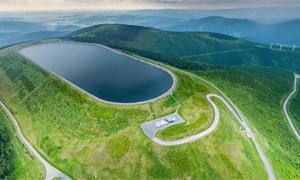 Jak funguje největší akumulátor v Česku: podívejte se do elektrárny Dlouhé Stráně