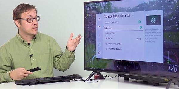 ef16aee77 Levný televizor místo drahého 4K HDR monitoru? Na co si musíte dát pozor –  Živě.cz