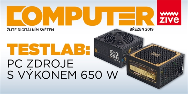 Testlab Computeru  Jak jsme změřili 2520 hodnot v testu 20 zdrojů s výkonem  do 650 W 3b9847cf98