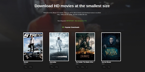 yify software