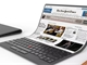 Notebook s ohebným displejem: Lenovo ukázalo budoucnost