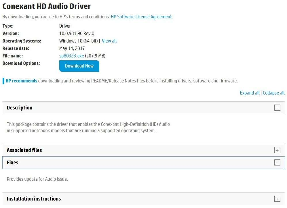 hp probook 650 g3 drivers windows 7