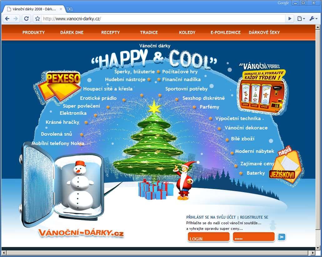 5e3251dbd5 Nevíte co na Vánoce  Inspirujte se na webu – Živě.cz