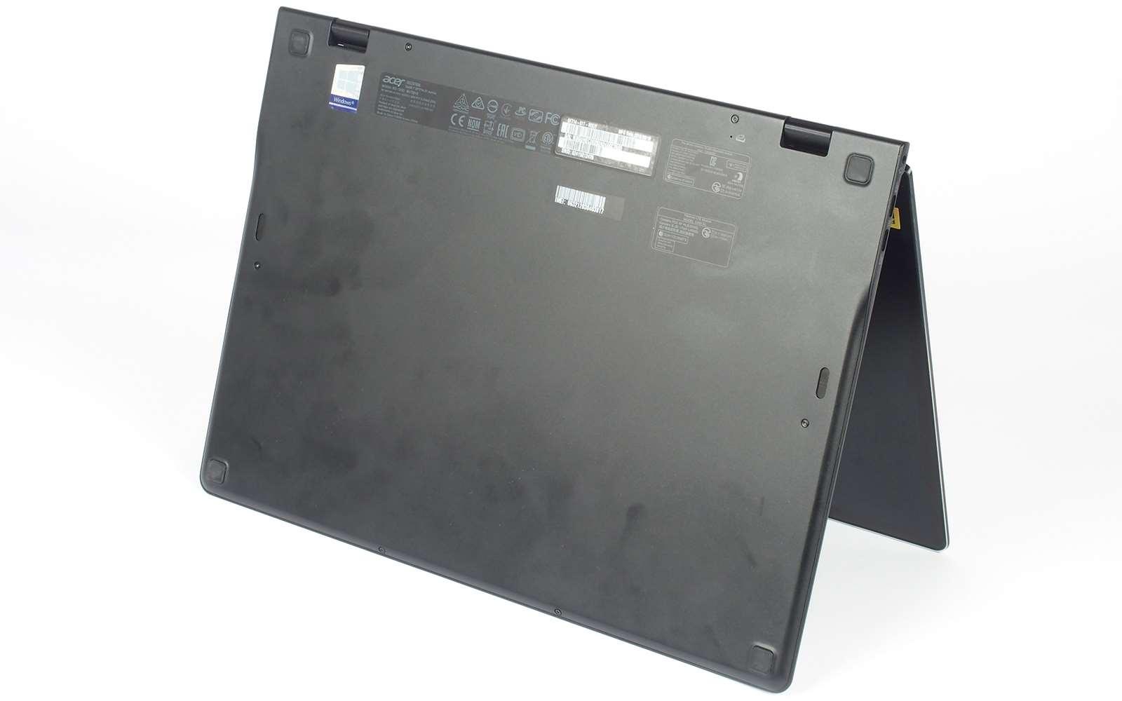 9cd9d346821 Spíše střídmý design nemá potřebu křičet do světa výjimečnost notebooku