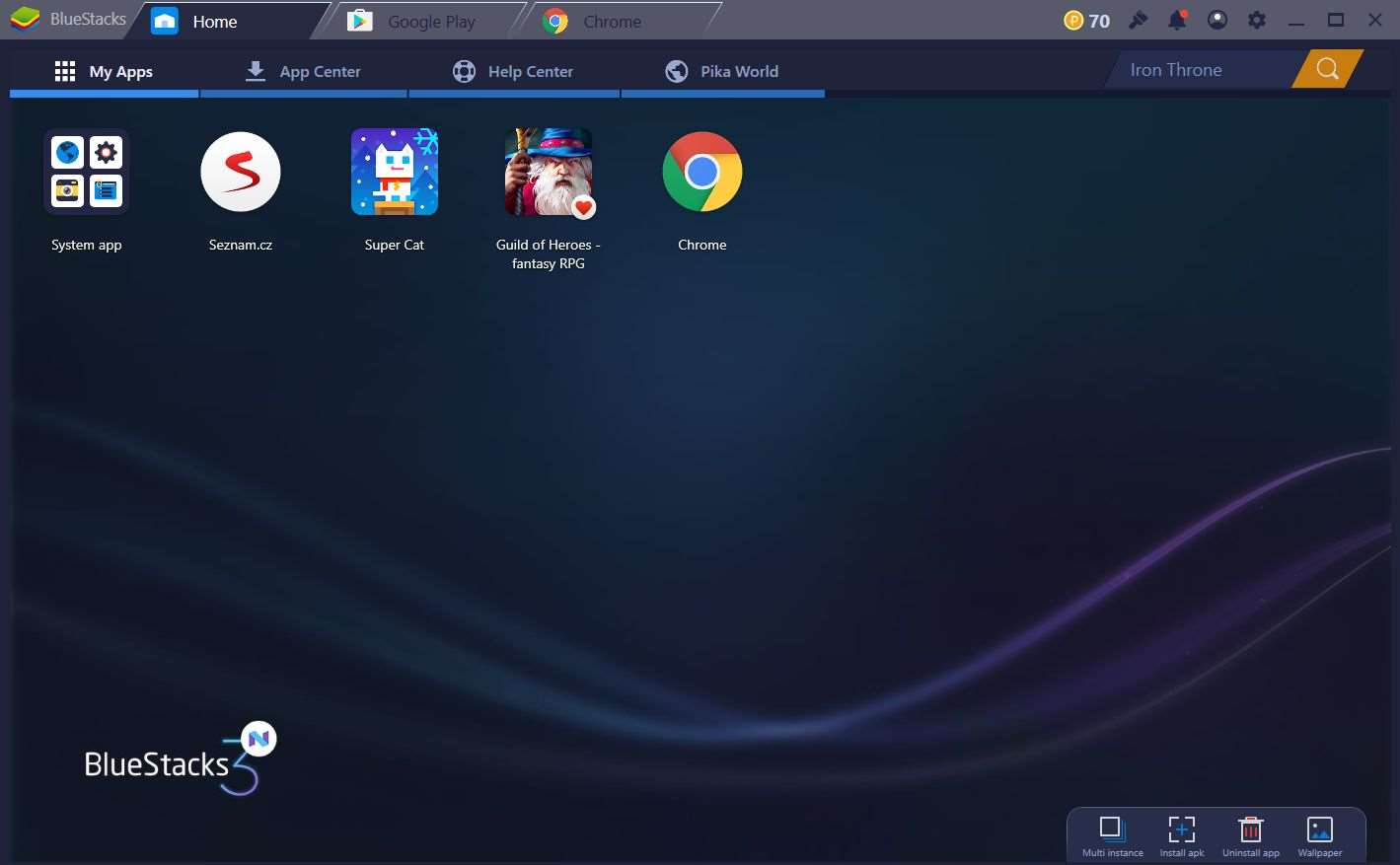 emulator windows vista android (.apk)
