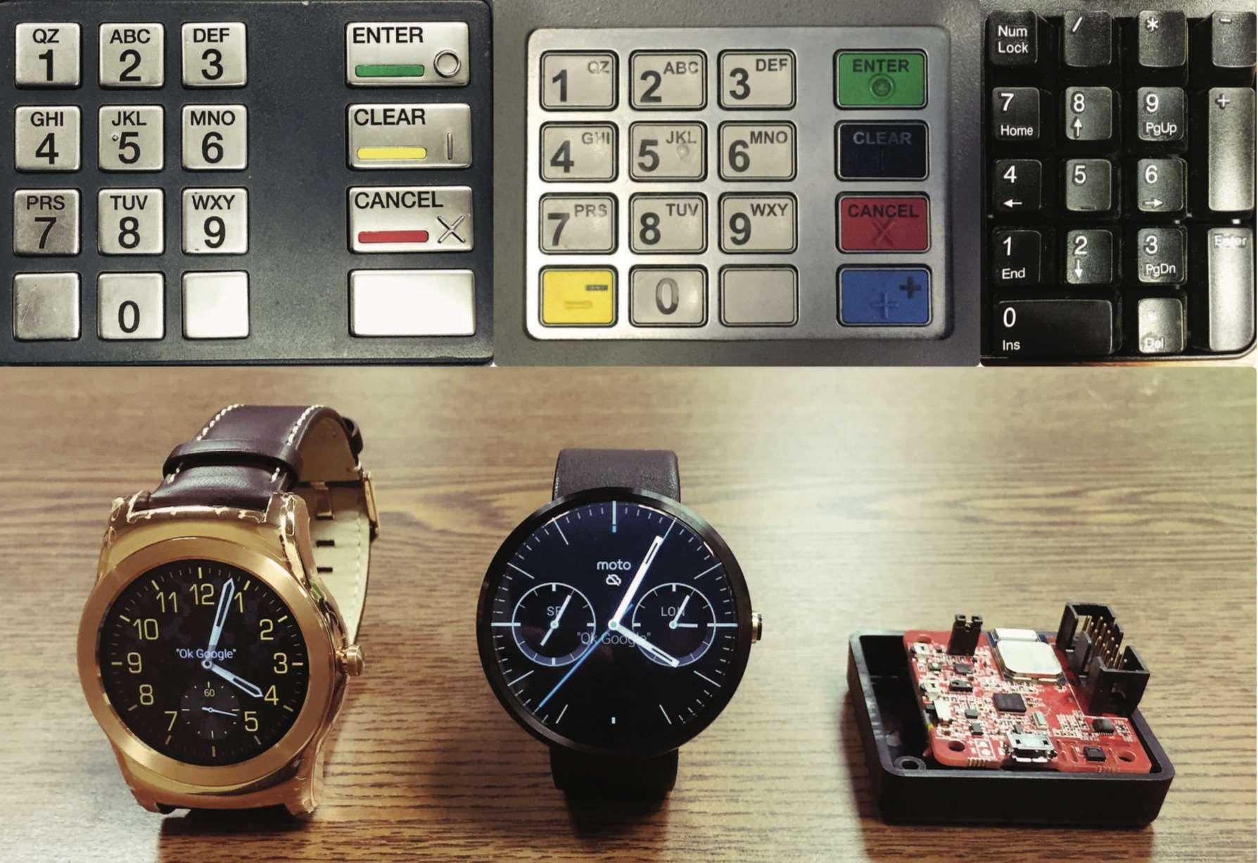 4231d06c075 Chytré náramky a hodinky dokážou prozradit pin k vaší kartě – Živě.cz