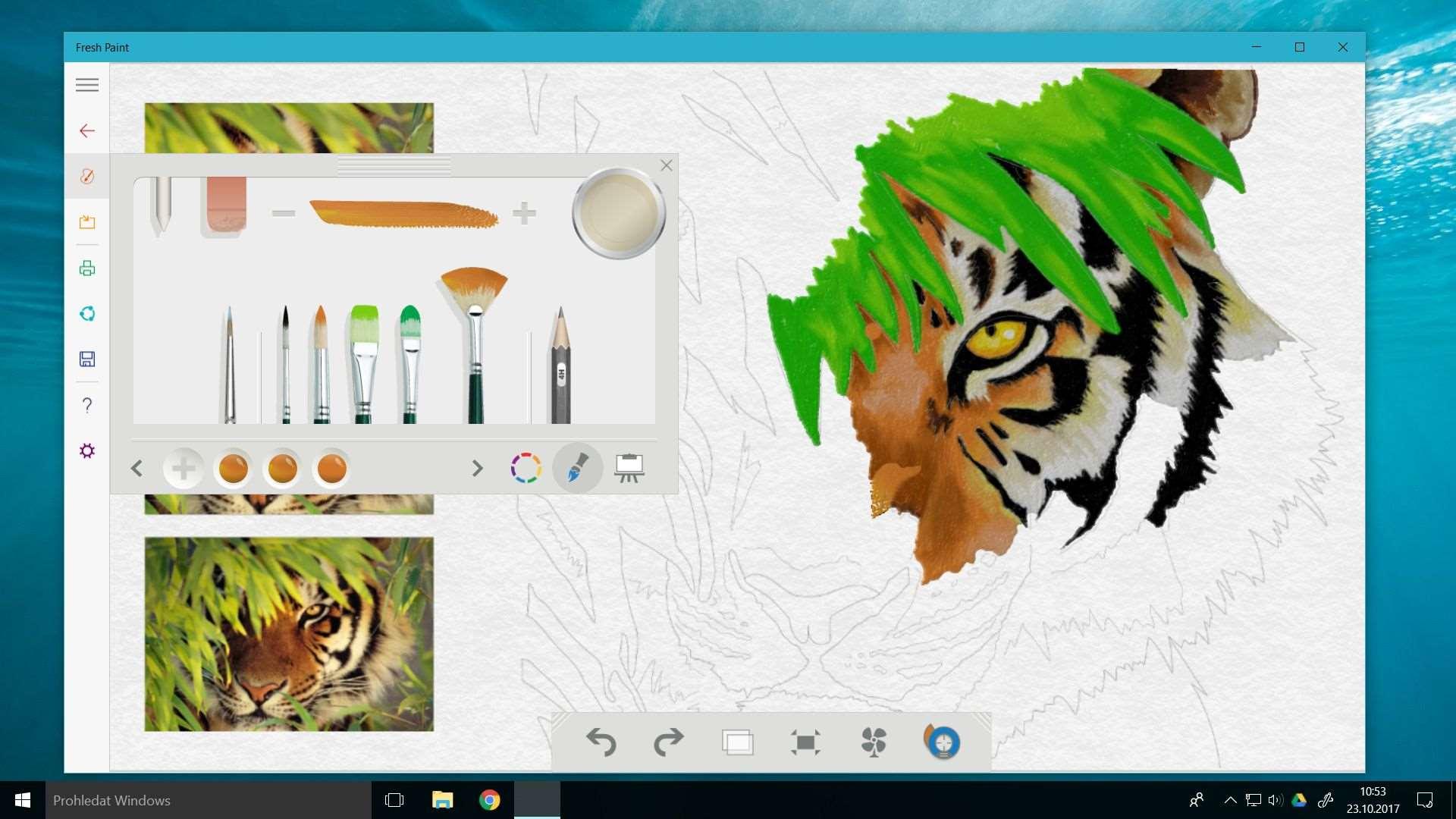 Malovat Kreslit A Tvorit Na Pocitaci 8 Tipu Jak Na To I Bez