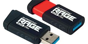 256 GB a USB 3.1: Test flashdisku Patriot SuperSonic Rage Elite