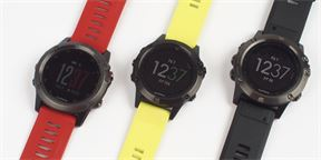 Garmin Fénix 5 a 5X  Noví vládci sportovních chytrých hodinek 5f670b167e