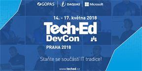 Co nabídne TechEd-DevCon 2018 databázistům  83c7074aef
