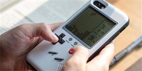 Z iPhonu můžete udělat kultovního Game Boye. Stačí k tomu kryt Wanle 4f2999df26