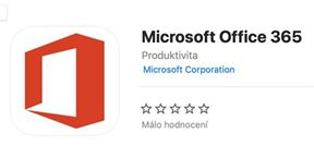 Office 365 od Microsoftu zamířily do Mac App Store