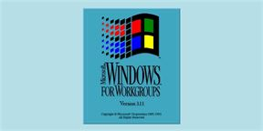 Favorit Microsoftu pro letošní rok. Recenze Windows for Workgroups 3.11 #Computer25