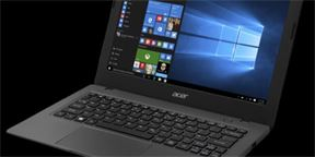 Acer Aspire One Cloudbook bude velmi levný notebook s Windows 10