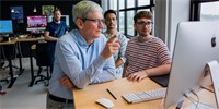 Tim Cook: Apple prepares new products that will make you absolutely shocked